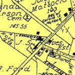Map of Pavilion Area 1922