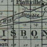 Whitewillow Area 1875