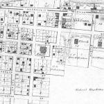Map of Yorkville village 1870