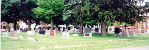 Cross Lutheran Cemetery