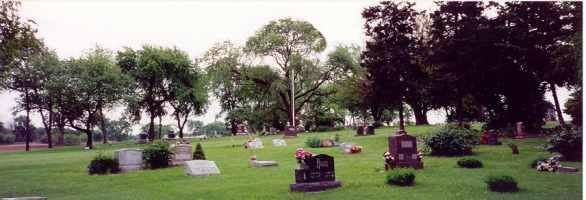 Pavillion Cemetery