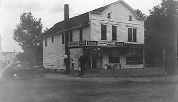 Helmar Store circa 1952