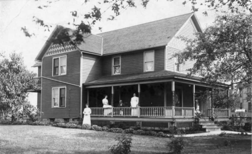 Old Yorkville Homes & Businesses: Original Village of