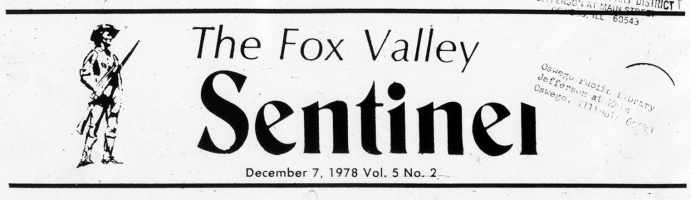 The Fox Valley Sentinel