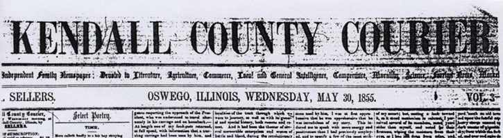 Kendall County Courier