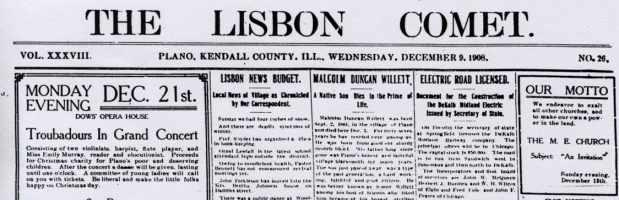 Lisbon Comet