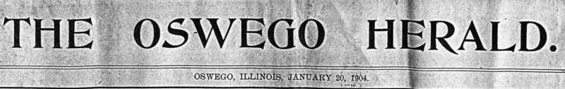 Oswego Herald