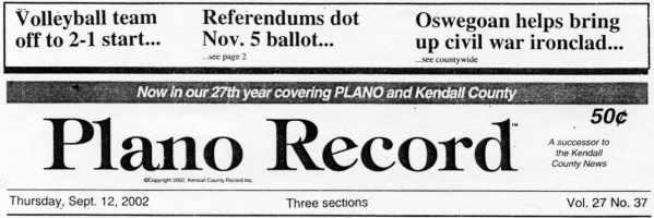 Plano Record